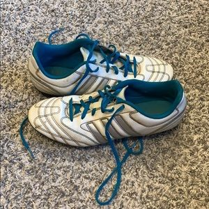 Adidas soccer cleats - size 8.5
